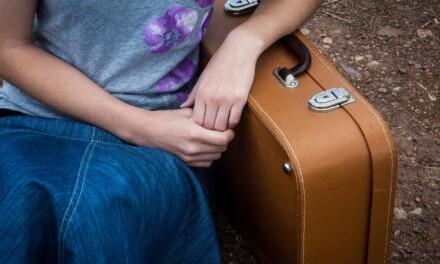 Leben aus dem Koffer …